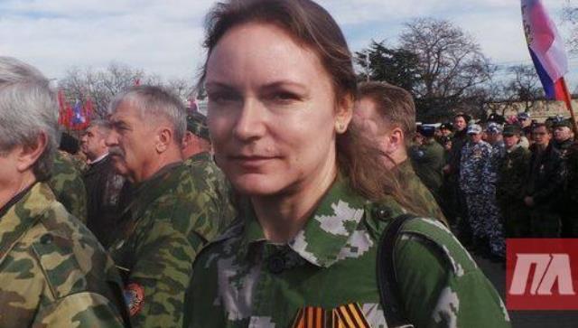 «Послушниця» з Кременця воює в ДНР