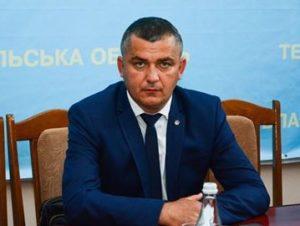 Звільнений голова Збаразької РДА очікує призначення на нову посаду