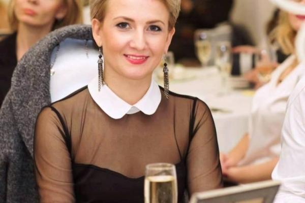 Ольга Вінницька допомагає людям кардинально змінюватися