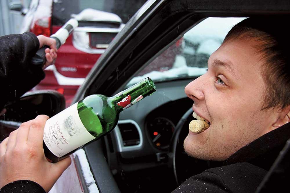 В п'яного борщівського мажора відібрали права і оштрафували на 10 тисяч гривень