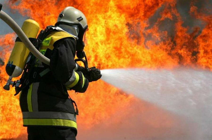 Будинок врятували від пожежі