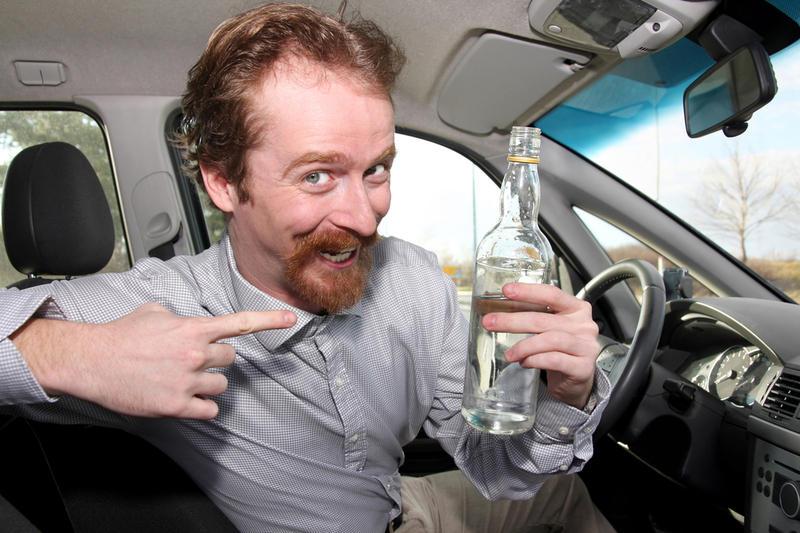 П'яного водій вантажівки міг наробити біди