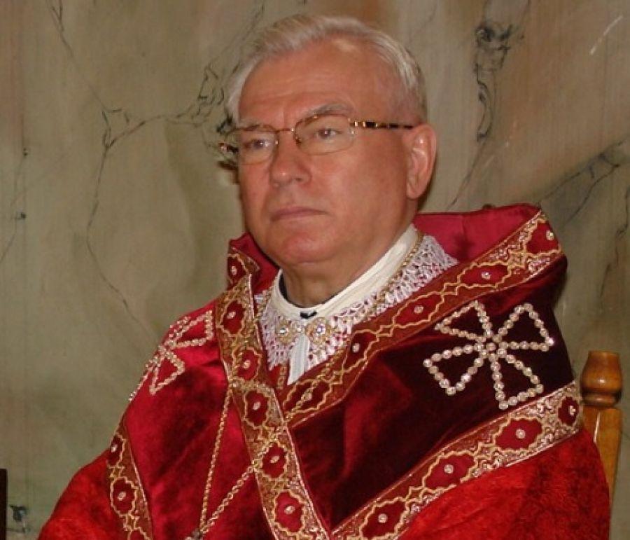 Єпископ відзначив 40-річчя свого священства