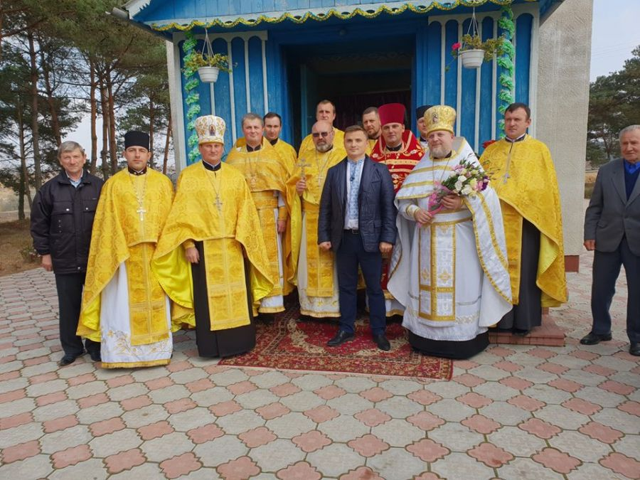 Церква на Лановеччині відсвяткувала дуже особливу подію
