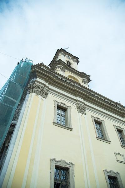 Бучацька ратуша реставрована уже на 80% (Фото)