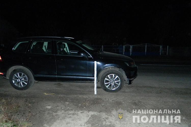 Смертельна аварія : чоловіка переїхав Volkswagen (Фото +18)
