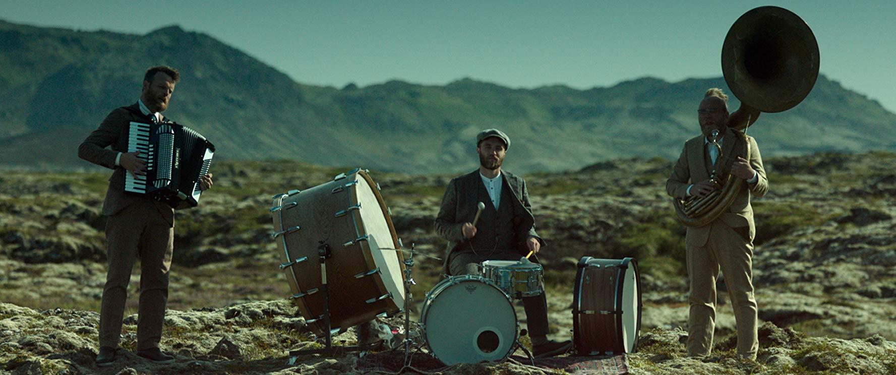 Україно-ісландський фільм отримав премію Європарламенту