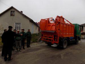 Шумська громада захотіла — і купила сміттєвоз!