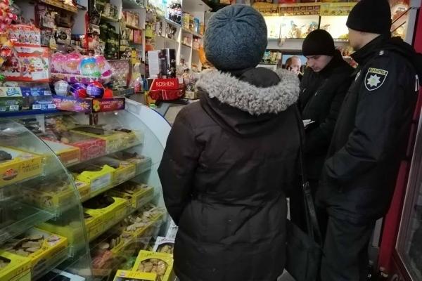 В Бережанах продовжують продавати спиртне і сигарети неповнолітнім