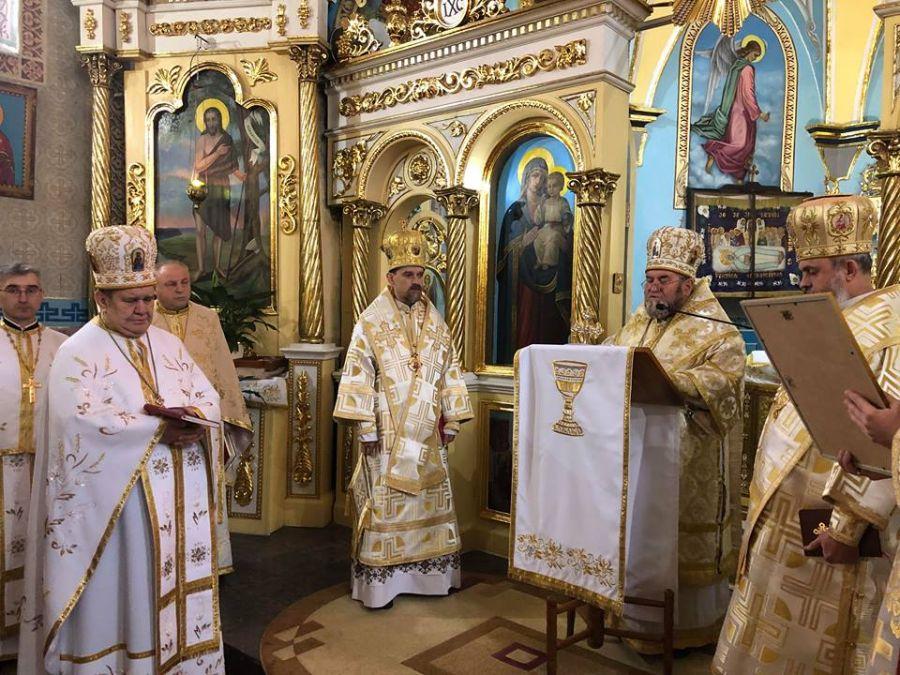 Ювілей відзначив відомий священник