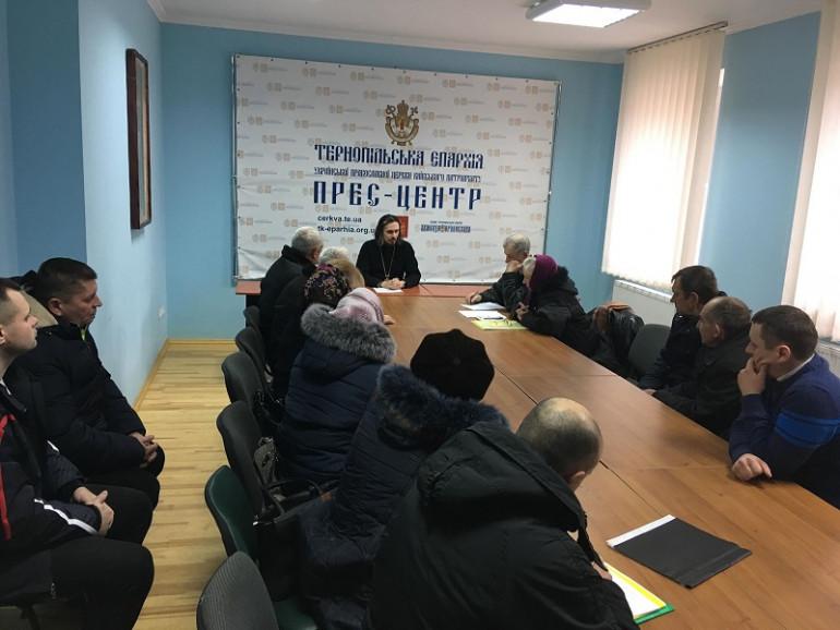 На Тернопіллі ще три парафії перейшли до Православної Церкви України