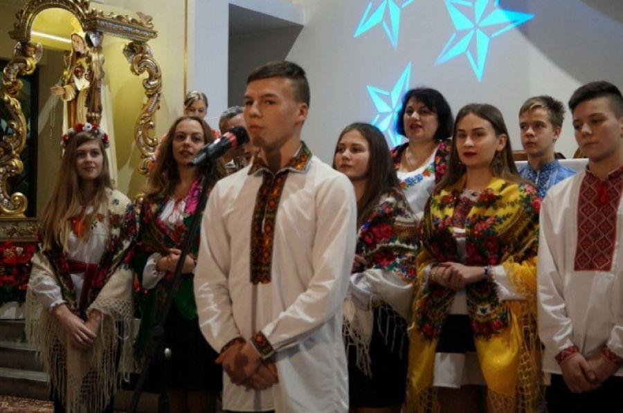 Колядники з Тернопільщини перемогли на конкурсі в Польщі