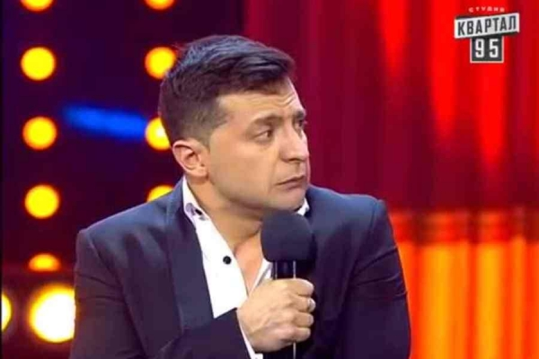 Зеленський починає свій похід в президенти з обману українців, – блогер