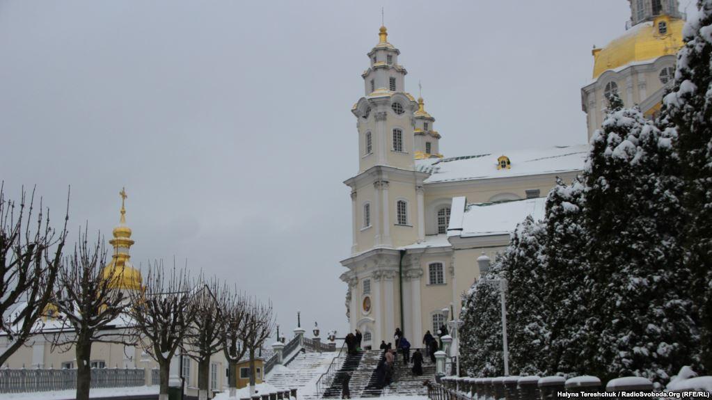 Почаївська лавра буде належати Православній церкві України