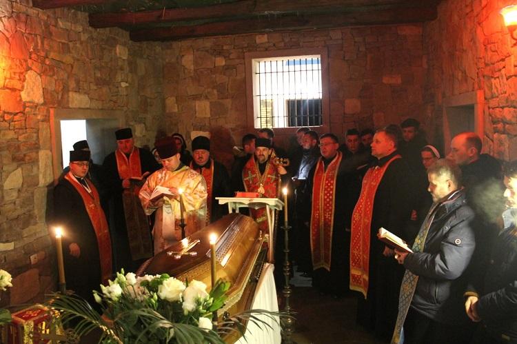У Зарваниці помер священик, що служив у підпіллі