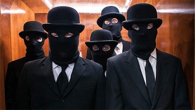 «На гарячому» затримали цілу банду грабіжників (Фото)