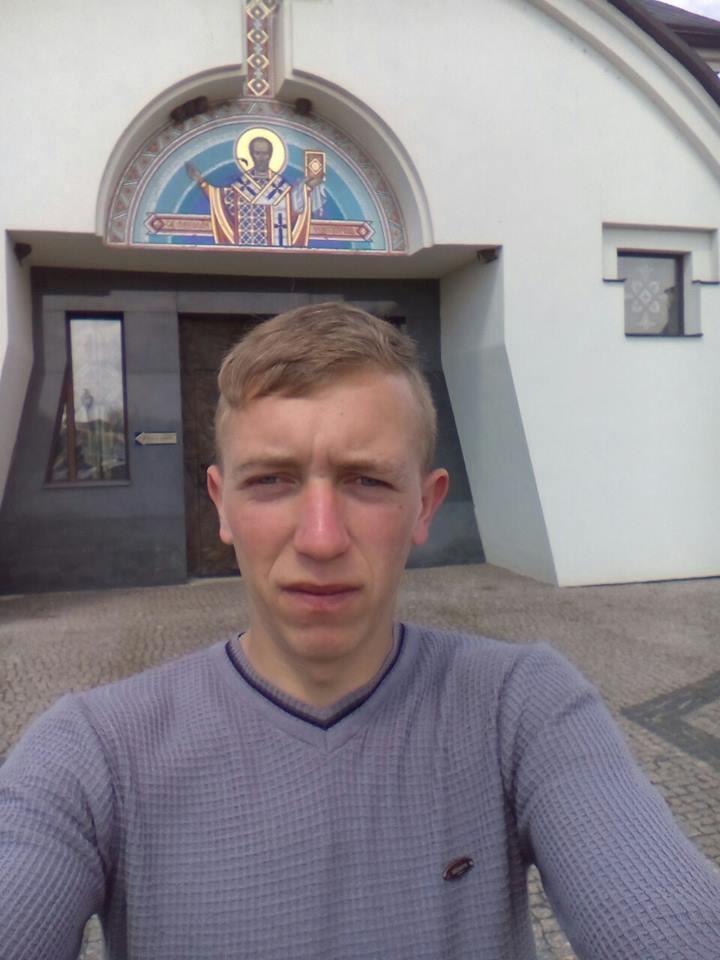 На Бучаччині збирають гроші для хворого Романа Данкевича