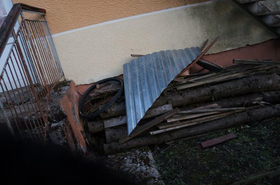 На Тернопільщині діти у небезпеці через недбалість (Фотофакт)