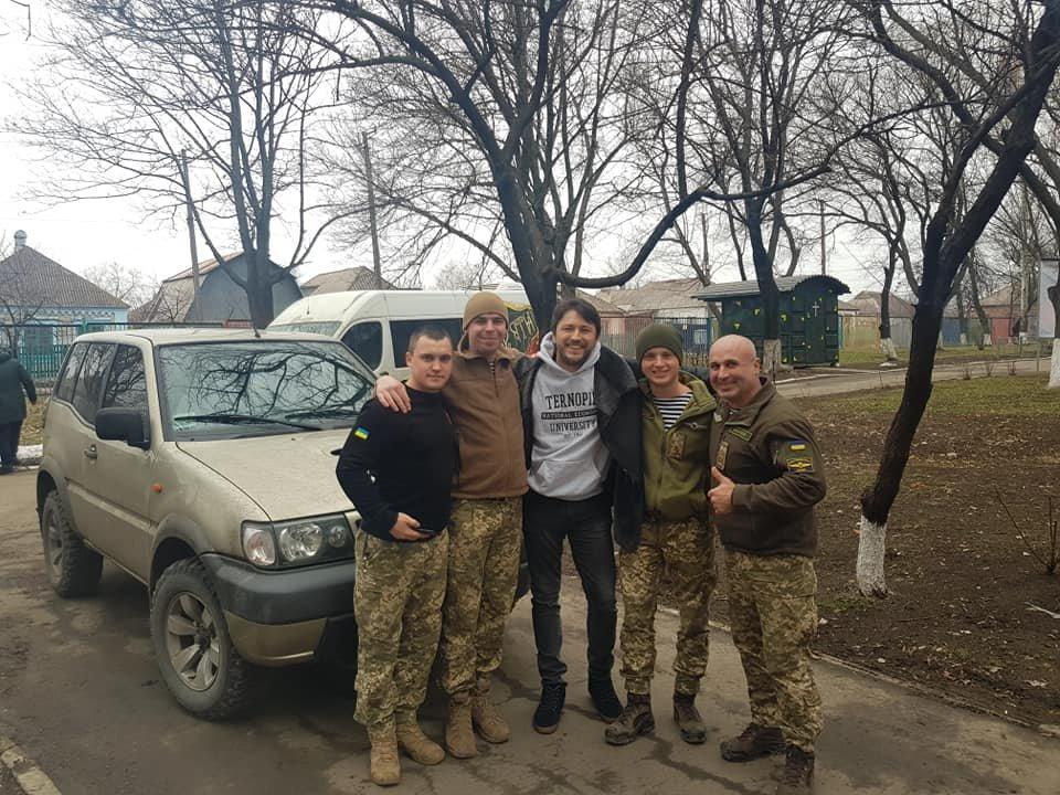 Сергій Притула звернувся до кожного небайдужого українця