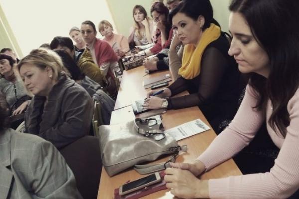 Флагман післядипломної освіти Тернопільщини йде «на дно» (Фото)
