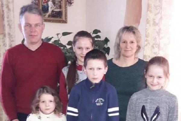 Мама шести дітей розповіла про секрет щастя