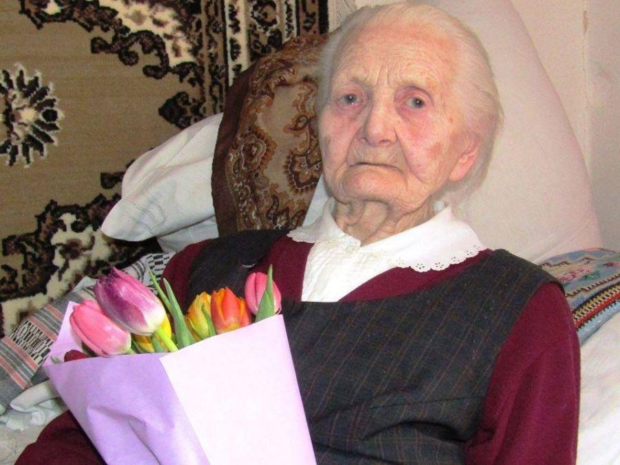 Витримала страшні тортури: на Тернопільщині колишня зв'язкова УПА відзначила 94-й день народження