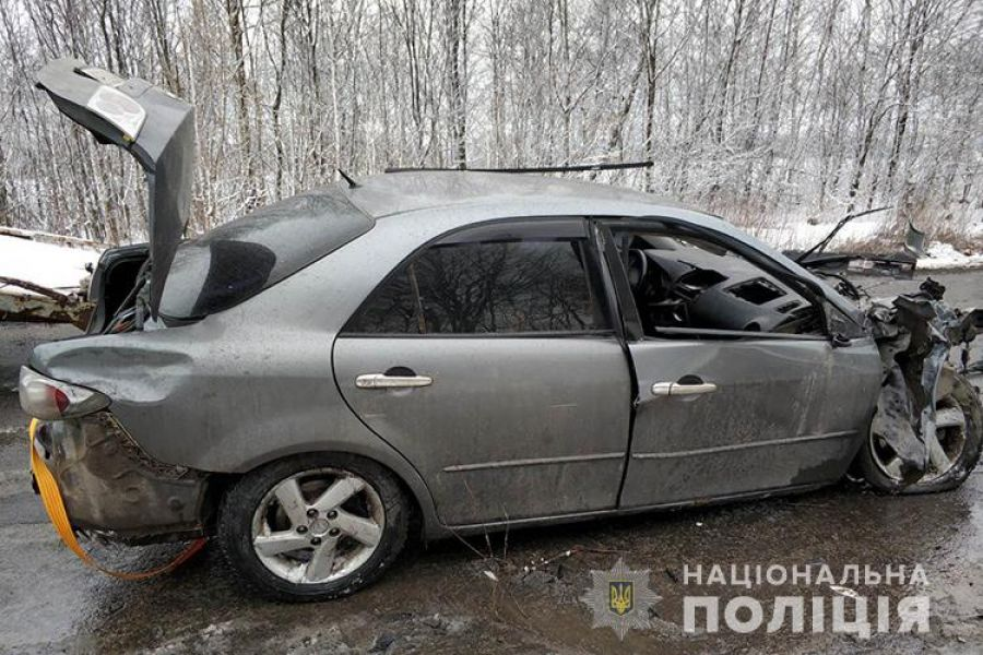 Біля Кременця у жахливу ДТП потрапив місцевий політик (Фото)