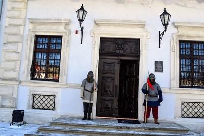 3 млн грн. та два роки кропіткої роботи, – у Збаразькому замку відкрили дві оновлених зали