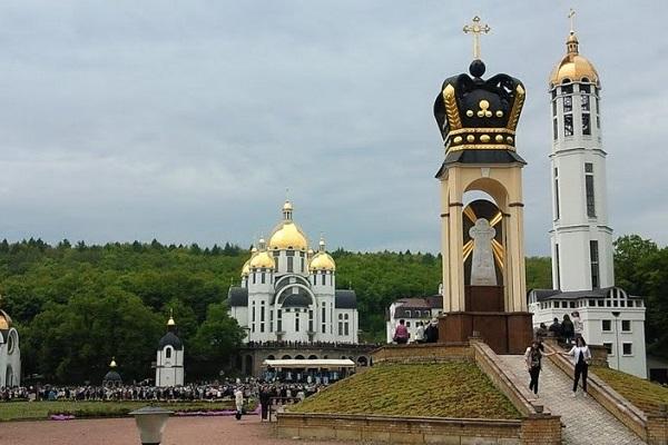 Зарваниця: «Український Єрусалим»