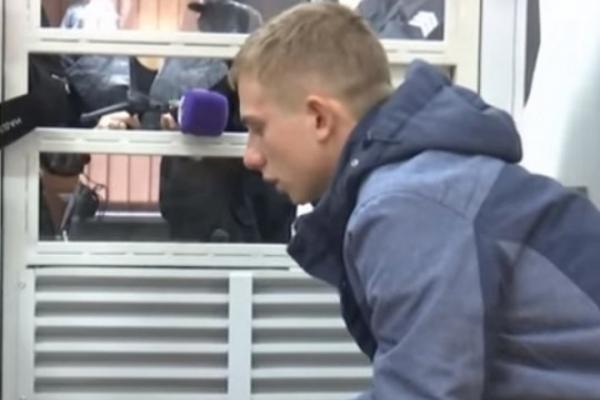 19-річний мажор плакав і свою провину визнав: Вбивцю двох дівчат взяли під арешт (Відео)