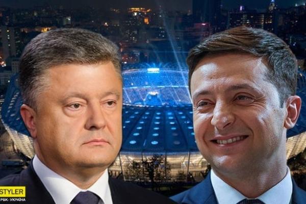 Дебати Зеленського і Порошенко: все, що потрібно знати