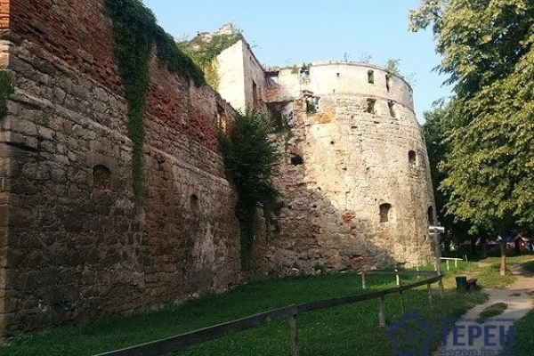 На порятунок замку в Бережанах планують передати 3 000 000 євро