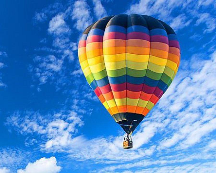 Цієї неділі на Тернопільщині можна безкоштовно покататися на повітряній кулі