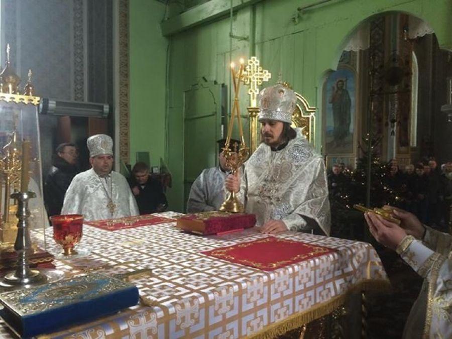 На Збаражчині до ПЦУ приєдналася релігійна громада, яка з 2012-го прагнула перейти у Єдину Українську Церкву