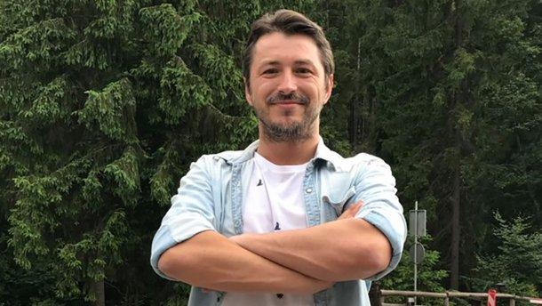 День народження «вдався»: Сергій Притула зламав ногу (Фото)