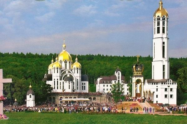 Український Ватикан на Тернопільщині (Відео)