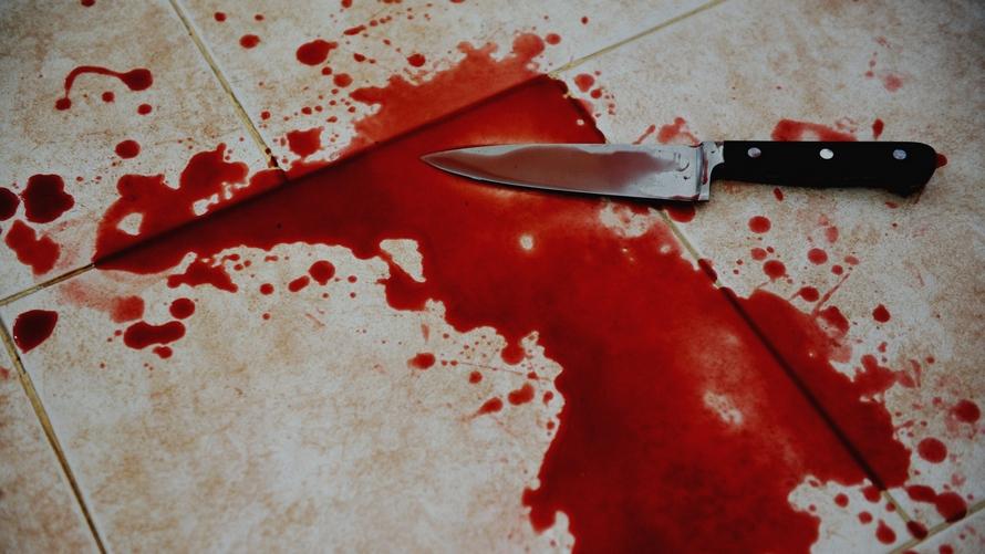 Жінка виявила свого сина мертвим у калюжі крові