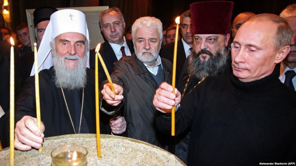 У Почаївській Лаврі відбулась зустріч прихильників Москви з чотирьох країн