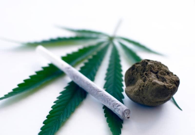 У жителя Борщова знайшли марихуану
