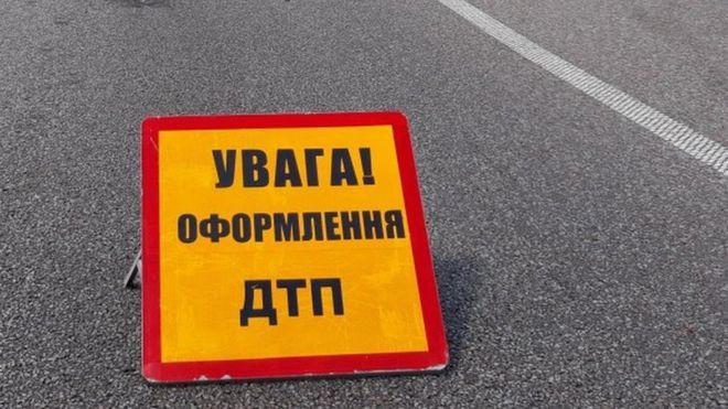 У Чорткові не розминулися скутер та «Жигулі» (Фото)
