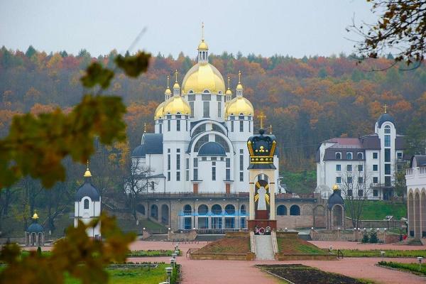 На Тернопільщині УГКЦ створила «Український Ватикан» з Єрусалимом у мініатюрі