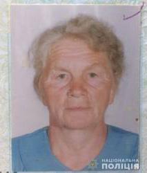 На Тернопільщині зникла психічно-хвора жінка