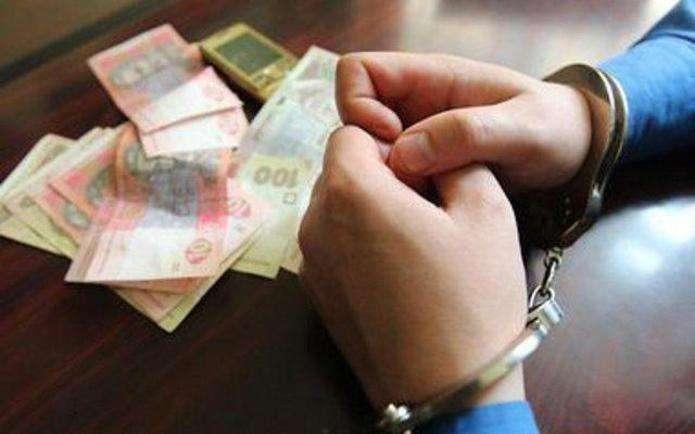 Сільський голова взяв 20 тисяч хабара у підприємця