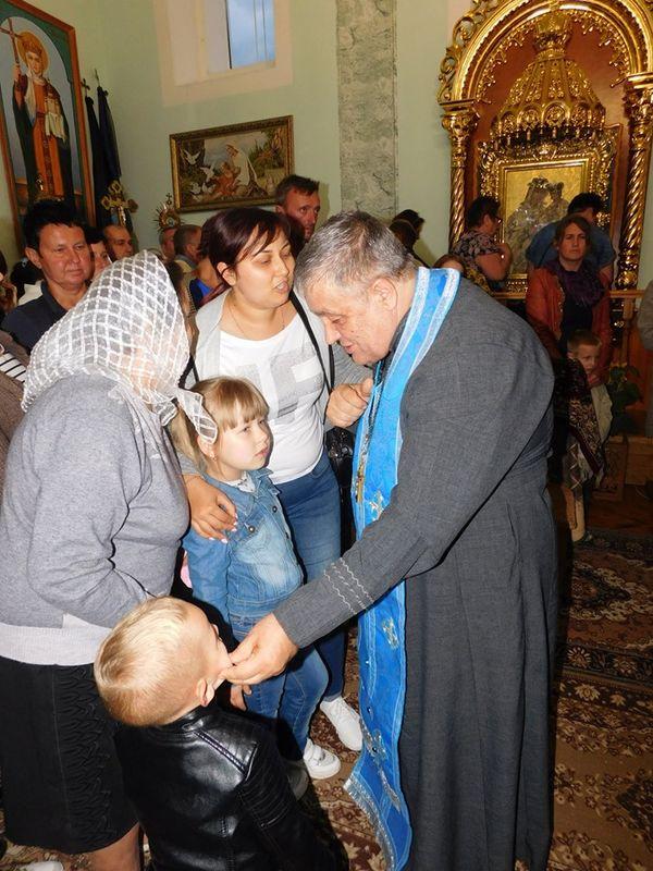 На Тернопільщині відбулася проща до Чудотворної ікони
