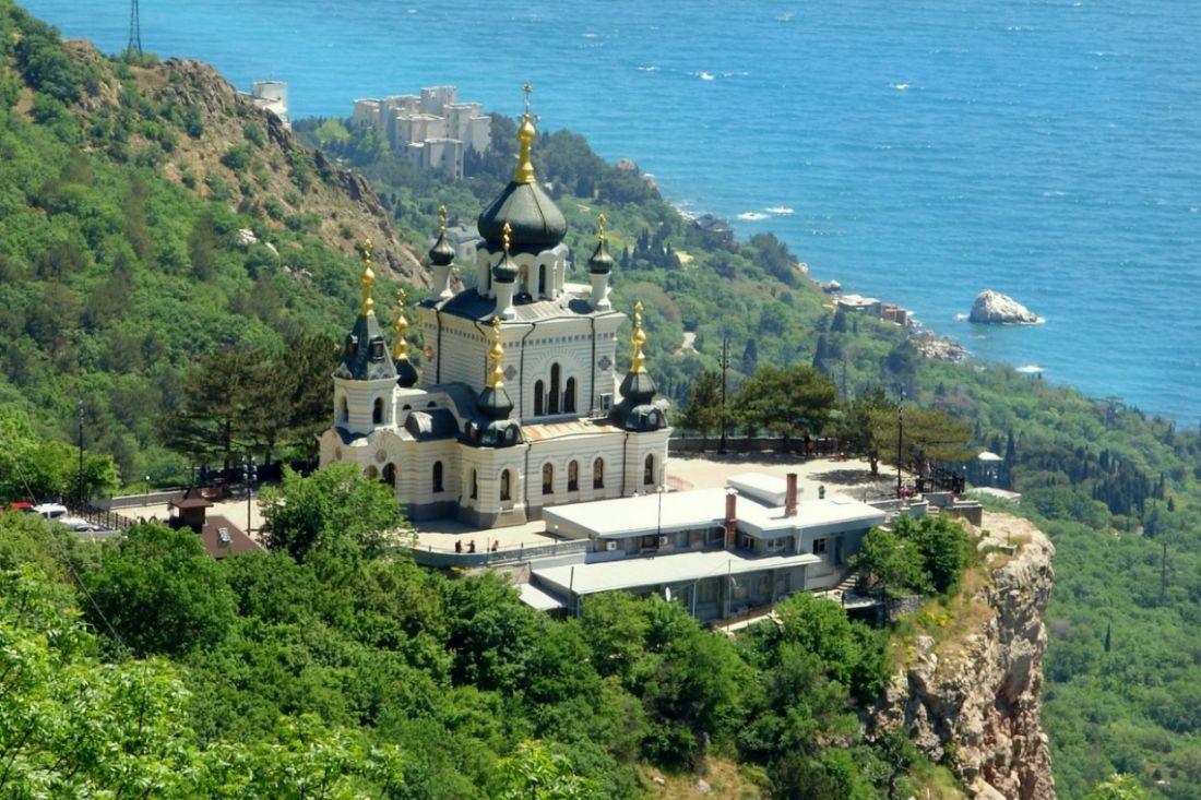 На Тернопільщині Московський патріархат запрошує вірян на «паломнічество» до Криму