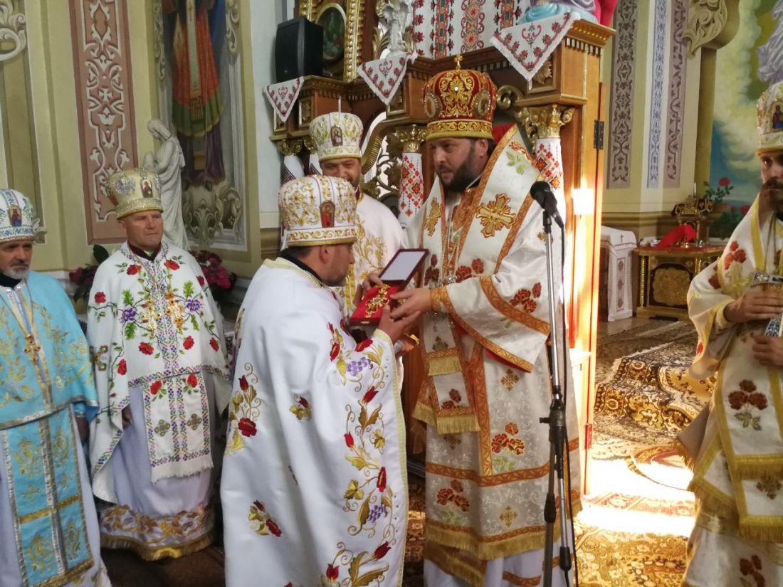 Священник з Тернопільщини отримав церковну нагороду