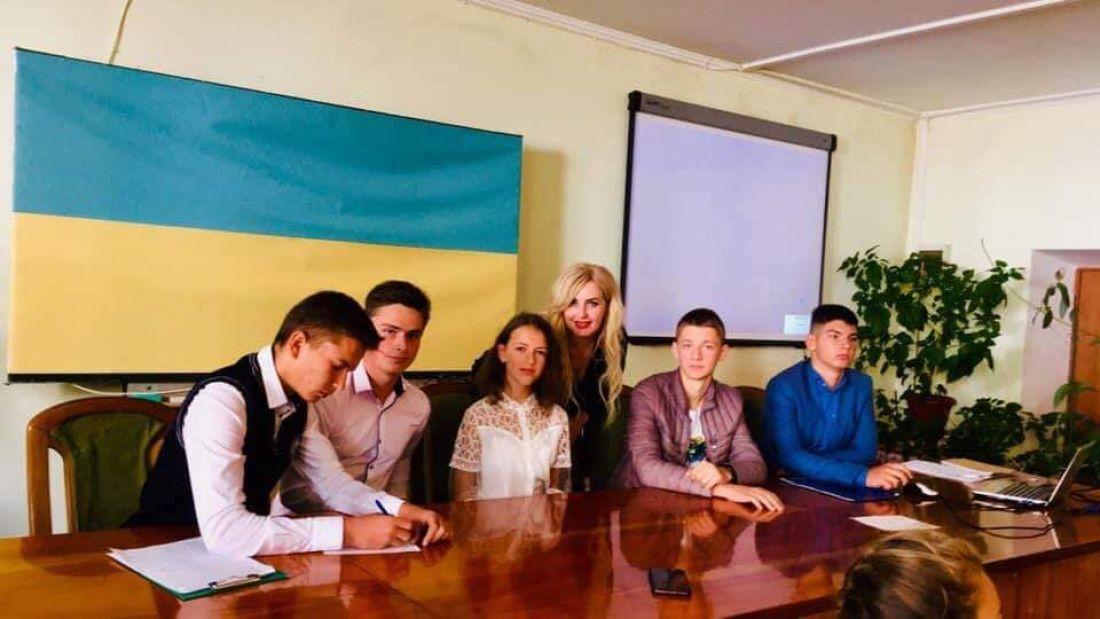 Школяр з Бережан очолив обласну учнівську асоціацію Тернопільщини