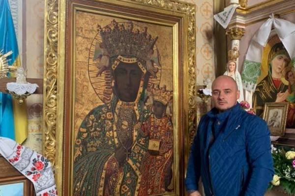 На Тернопільщині віднайшли «Чорну Мадонну»