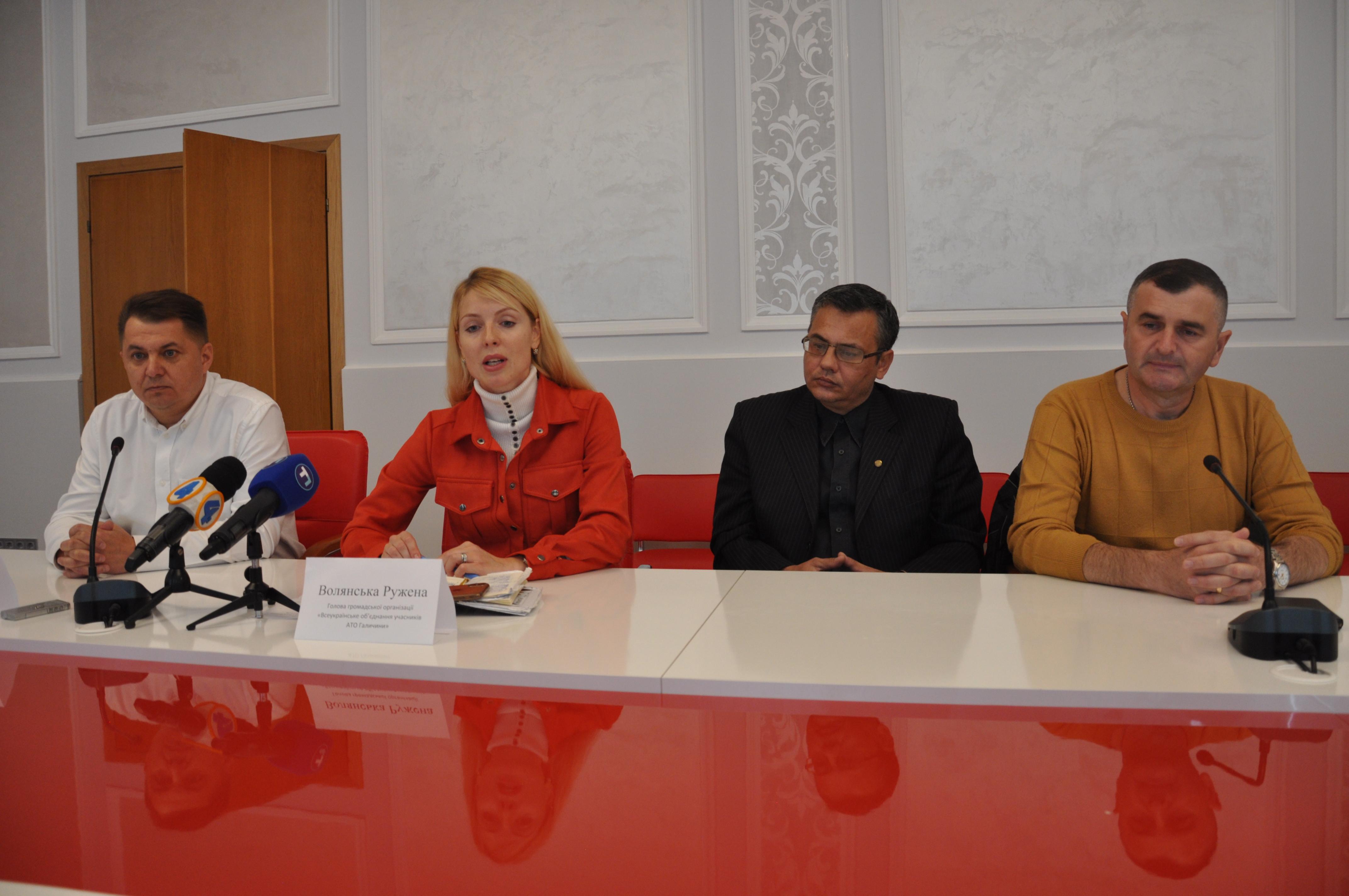 14 жовтня в Тернополі нагородять добровольців Тернопільщини