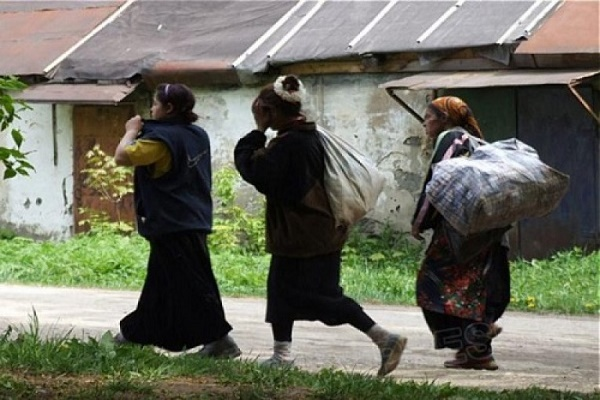 На Тернопільщині ватага ромів викрала з помешкання жінки 50 000 гривень